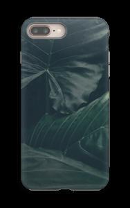 Viidakko vihreä kuoret IPhone 8 Plus tough