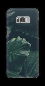 Jungle groen hoesje Galaxy S8 Plus