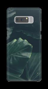 Viidakko vihreä kuoret Galaxy Note8