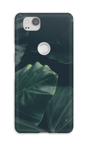 Jungle greens case Pixel 2