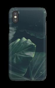 Jungle greens case IPhone XS