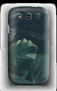 Jungle groen hoesje Galaxy S3