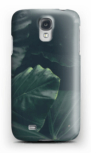 Jungle groen hoesje Galaxy S4