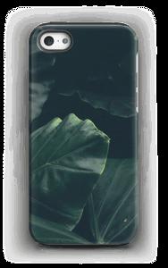 Viidakko vihreä kuoret IPhone 5/5s tough
