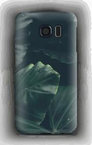 Jungle groen hoesje Galaxy S6