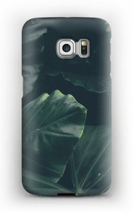 Jungle greens case Galaxy S6 Edge