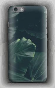Jungle groen hoesje IPhone 6s