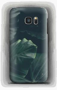 Jungle groen hoesje Galaxy S7