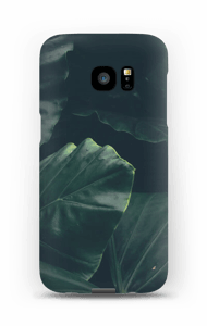 Jungle greens case Galaxy S7 Edge