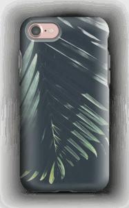 Zonnige palm hoesje IPhone 7 tough