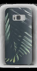 Zonnige palm hoesje Galaxy S8