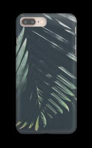Palmblad cover IPhone 8 Plus
