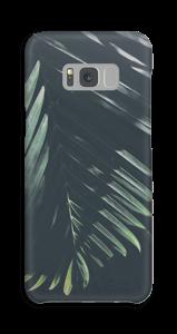 Zonnige palm hoesje Galaxy S8 Plus