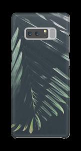 Aurinkoiset palmunlehdet kuoret Galaxy Note8