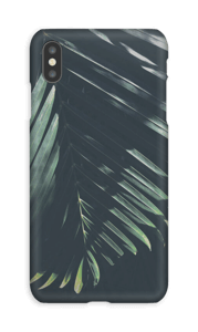 Palmera al sol funda IPhone XS Max