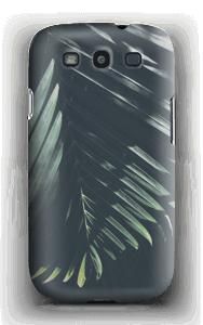 Zonnige palm hoesje Galaxy S3