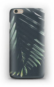 Aurinkoiset palmunlehdet kuoret IPhone 6 Plus