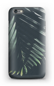 Aurinkoiset palmunlehdet kuoret IPhone 6s Plus tough