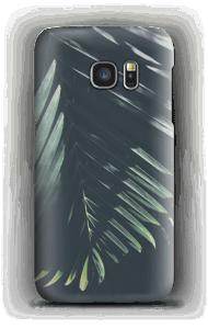 Zonnige palm hoesje Galaxy S7