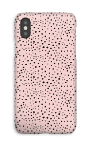 Dots dots dots  case IPhone XS