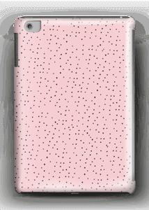 Stippen op roze hoesje IPad mini 2