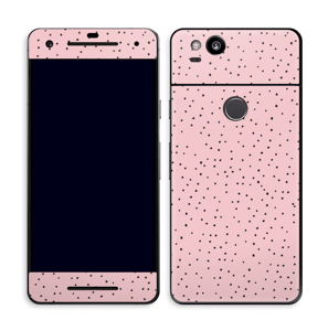Small dots on pink! Skin Pixel 2