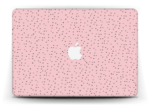 """Small dots on pink! Skin MacBook Air 13"""""""