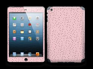 Small dots on pink! Skin IPad mini 2