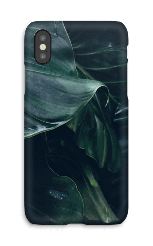 Rainforest case IPhone X