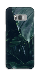 Regnskov cover Galaxy S8 Plus