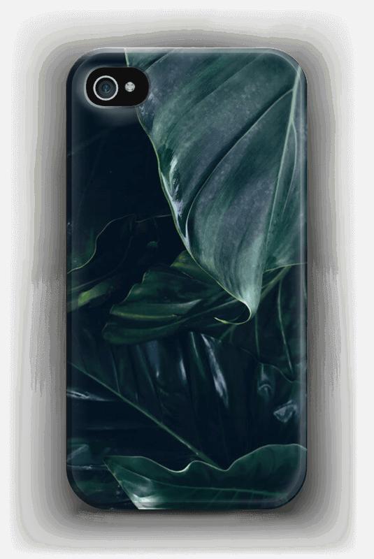 Sademetsä kuoret IPhone 4/4s