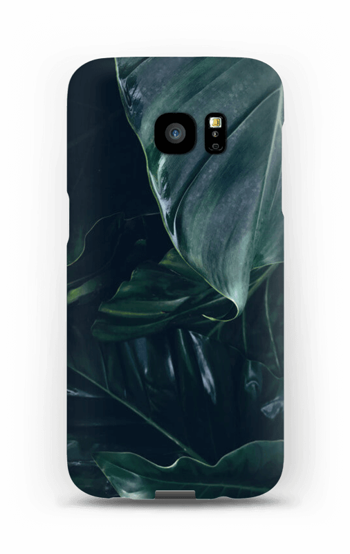 Rainforest case Galaxy S7 Edge