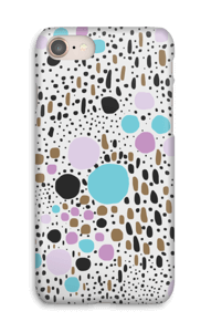 Manchas Pop funda IPhone 8