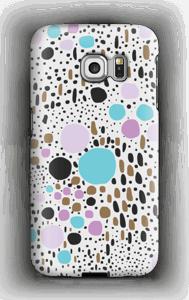 Konfetti  Handyhülle Galaxy S6 Edge
