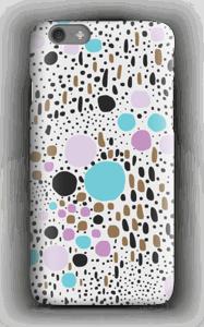 Pastel confetti case IPhone 6s