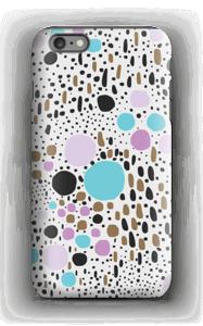 Confetti cover IPhone 6 Plus tough