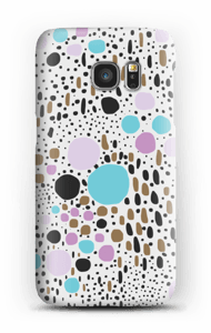 Konfetti kekkerit kuoret Galaxy S7