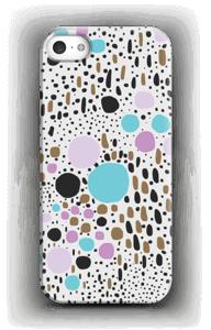 Pastel confetti case IPhone SE