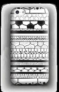 Black stripes case IPhone 5c