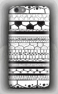 Sorte striber cover IPhone 6s