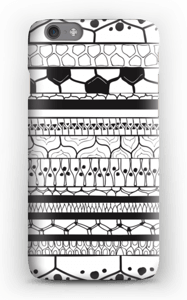 Motifs noir & blanc Coque  IPhone 6s
