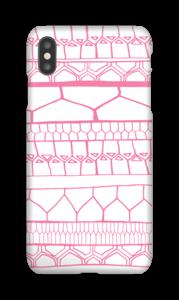 Roosat raidat kuoret IPhone XS Max