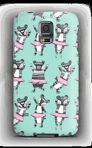 Ballerina cover Galaxy S5