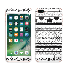 Motifs noir & blanc Skin IPhone 7 Plus