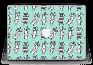 "Petites ballerines Skin MacBook Pro Retina 13"" 2015"