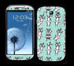 Ballerina Skin Galaxy S3