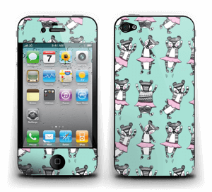 Ballerina Skin IPhone 4/4s