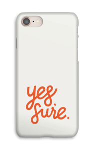 Yes Sure cover IPhone 8