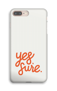 Yes Sure cover IPhone 8 Plus