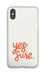Yes, Sure. Coque  IPhone X